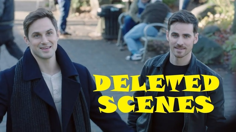 Once Upon A Time Season 7 Deleted scenes HD Lana Parrilla Colin O'donoghue Adelaide Kane