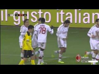 Young-Boys vs Milan | Kakà 1-1