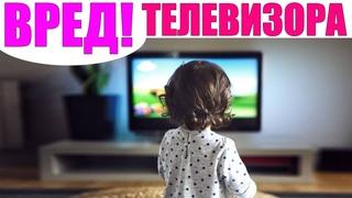 ПОЛЬЗА И ВРЕД ТЕЛЕВИЗОРА ДЛЯ РЕБЕНКА   Телевизор и грудничок можно смотреть или нет