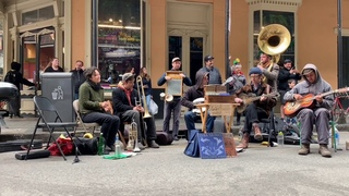 Tuba Skinny - Postage Stomp