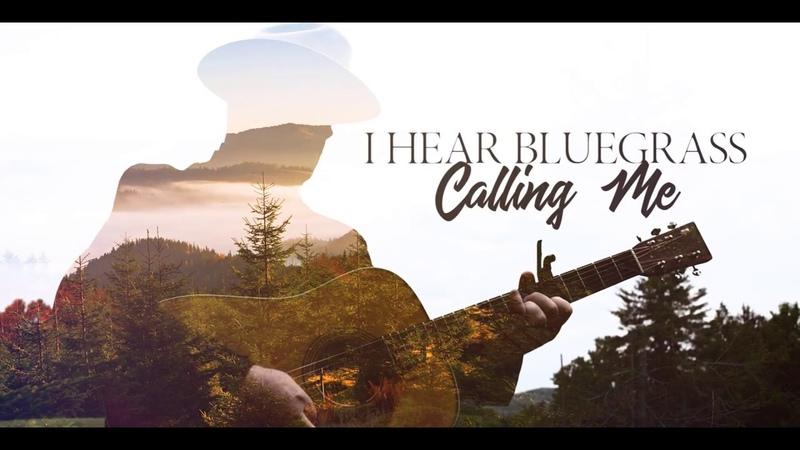 I Hear Bluegrass Calling Me - Carolina Blue