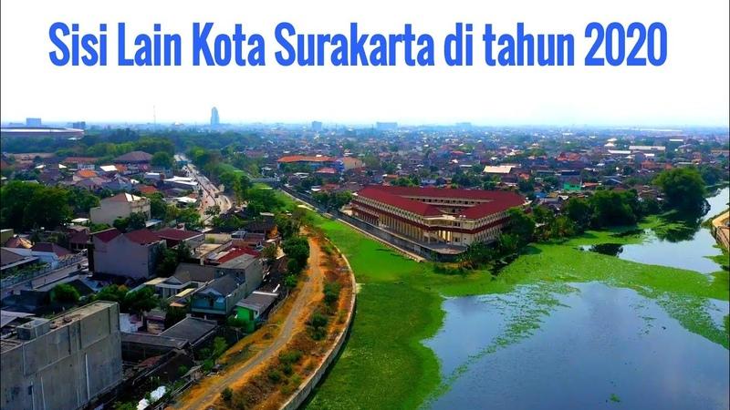 Sisi lain kota Surakarta, kota terbesar kedua di Jawa Tengah
