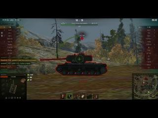 Наглый американец - Т-34 (-6)