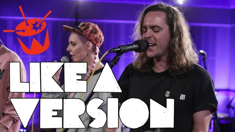 DZ Deathrays cover The B-52's 'Love Shack' Ft. The Gooch Palms for Like A Version