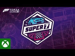 Forza Horizon 4 - Super 7 Trailer