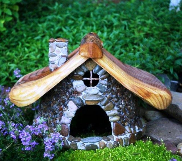 Домики для фей в вашем саду, изображение №1
