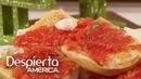 Pan con tomate, el bocadillo tradicional de España Cocineros Latinos