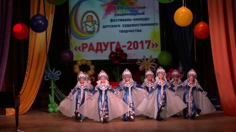 Танц колл ШАРМ Русский хоровод