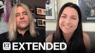 Evanescence Talks New Album, Success Of 'Bring Me To Life'