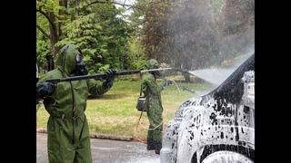 Centar ABHO Vojske Srbije u akciji protiv korona virusa