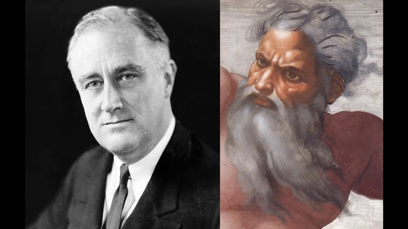 FDR reads the Book of Genesis (Speech Synthesis)
