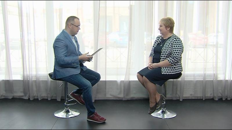 Алла Дацко, организатор выставки «Абитуриенту - 2019»