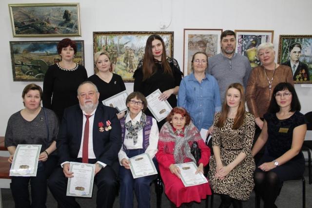 Выставка «Шадринский вернисаж 10», 2020 г.