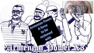 Armenian Power, not your average white gang