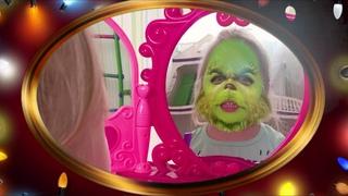 Есения и история про волшебное зеркало!