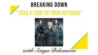 TOSS A COIN TO YOUR WITCHER - The Anatomy of the Song. In Studio with Composer Sonya Belousova