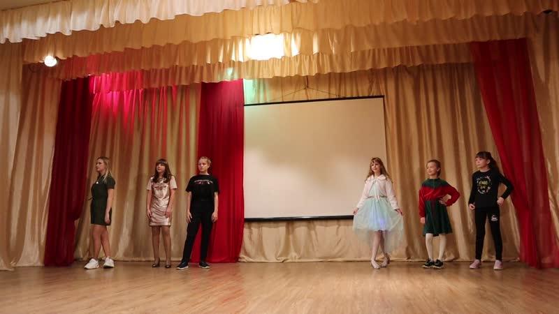 Вступление выход участниц 2 Мисс санатория Обуховский Зима 2020