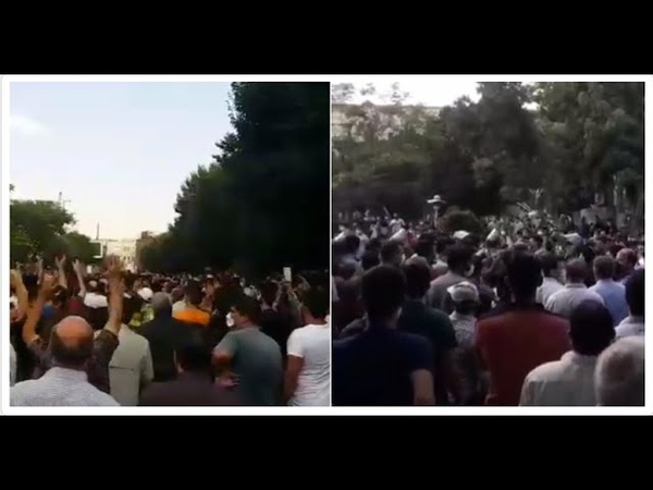 Пантюркисты опять бунтуют в Тебризе