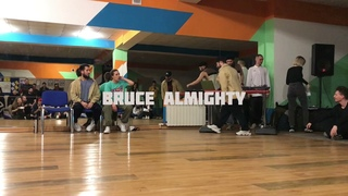 BRUCE ALMIGHTY x ABNORMAL JAM 2021