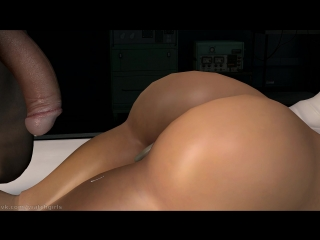 Haydee the stress test sfm 3d porn sound 1min (18+)