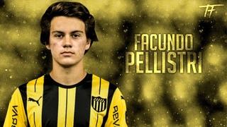 18 Years Old Facundo Pellistri is PHENOMENAL! 2019/20