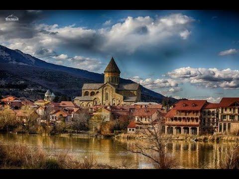 ჭრელ ბაღდადზე ძველი თბილისი Старый Тбилиси