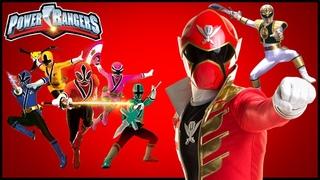 Открываем Power Rangers: Micro Morphers 2 series