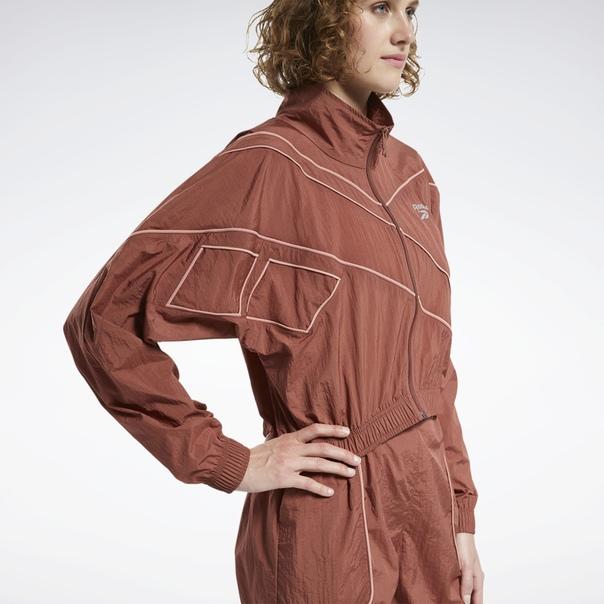 Укороченная спортивная куртка Classics image 5