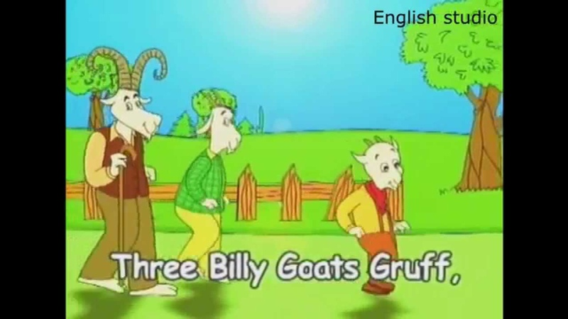 Three Billy Goats Tail Welcome B