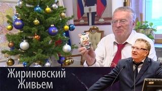 Поздравление Владимира Жириновского с Новым 2019 годом!