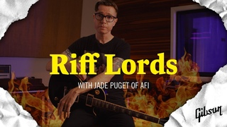 Riff Lords: Jade Puget of AFI