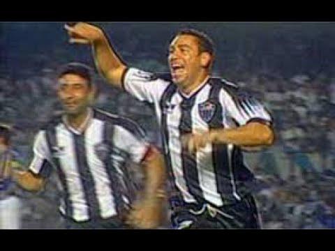 1999 - Atlético MG 3 x 2 Cruzeiro (Campeonato Brasileiro - Quartas de final)