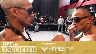 UFC 256: Embedded - Эпизод 6