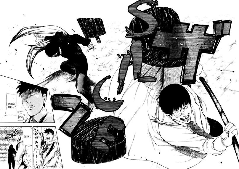 Tokyo Ghoul, Vol.3 Chapter 26 Adversary, image # 15