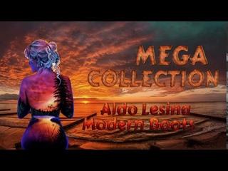 NEW ITALO DISCO - ALDO LESINA & MODERN BOOTS - MEGA COLLECTION