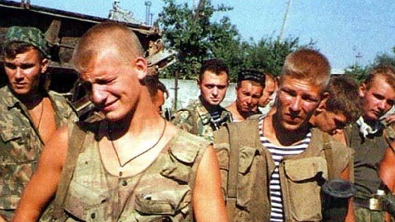 Битва за Бамут Чечня 1996 Воспоминания участника Первой Чеченской