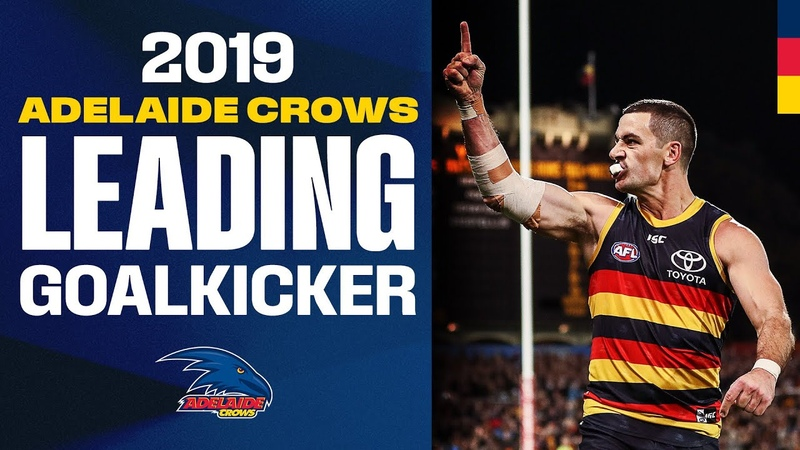 Every goal from Taylor Walker in 2019 | Leading Goalkickers | AFL