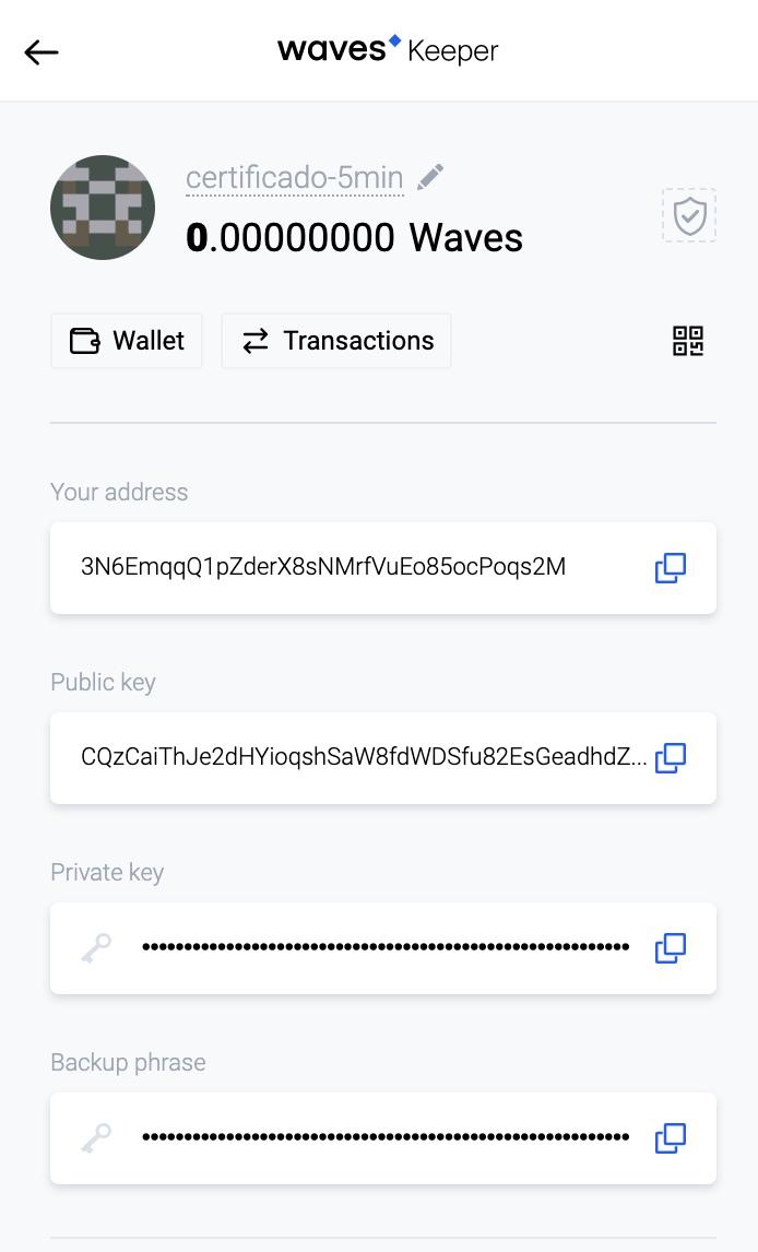 Как создать первое приложение на блокчейне за 15 минут?, изображение №3
