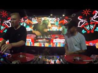 2¢ (Craze  Four Color Zack) _ FULL LIVE SET _ Red Bull 3Style