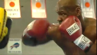 Mike Tyson Perfect Pads Training Highlights HD