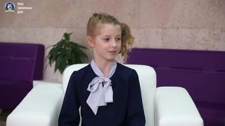 Жизнь замечательных детей - Юля Илларионова. Киришская детская школа искусств. 2021г