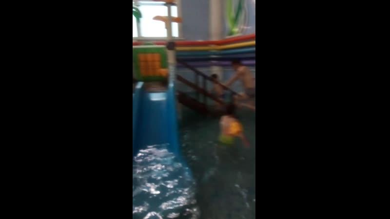 Петропавл каласы аквапарк!