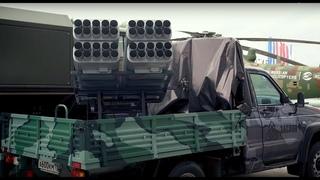 """""""Заслон"""" представил ракетный комплекс на шасси УАЗа и новую аэродромную технику на """"Армии-2018"""""""