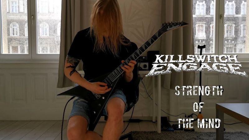 Killswitch Engage - Strength Of The Mind (Guitar Cover) guitar track by Krystian Krasącki