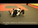 Judo Style Back Mount Choke