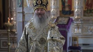 Проповедь митрополита Иоанна на 3-й Пассии