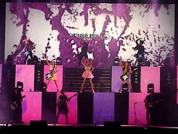 Violetta en vivo Luna Park Veo veo 2014