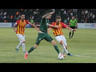 Видеообзор матча «Краснодар-2» – «Алания» (Владикавказ)