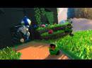 PS5 - Astro's Playroom Art Screenshot Portfolio