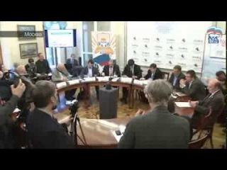 """Пресс-конференция на тему: """"Информационное общество в России: итоги года"""""""